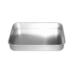 Aluminium oven dish